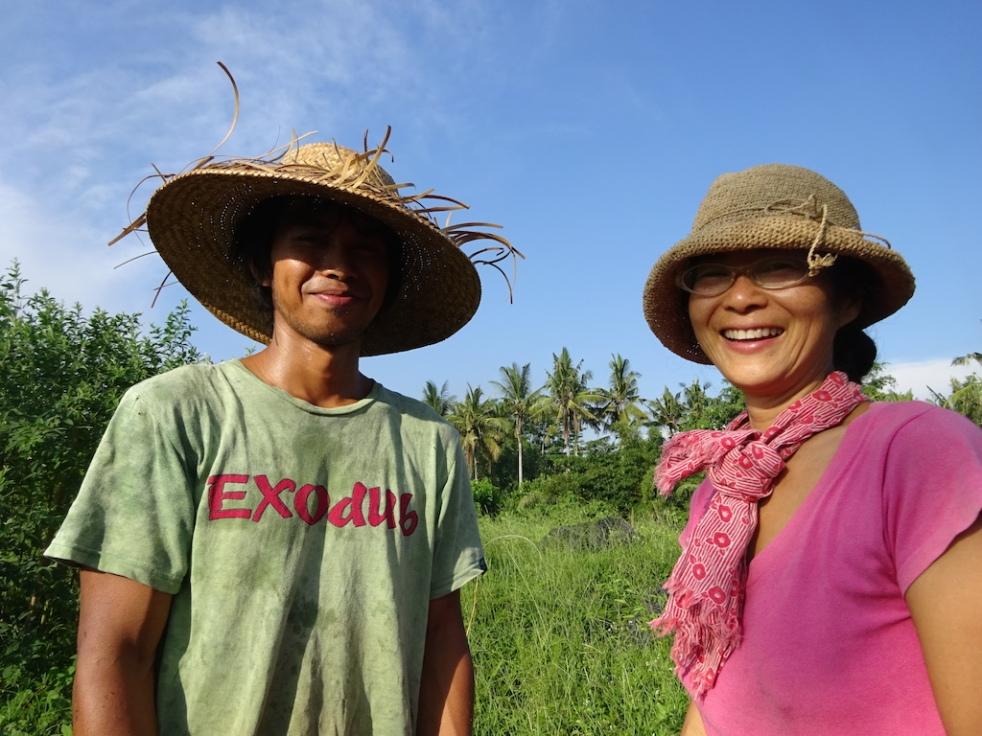 Komang & Mom