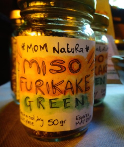 Miso furikake - new speciality condiment limited edition